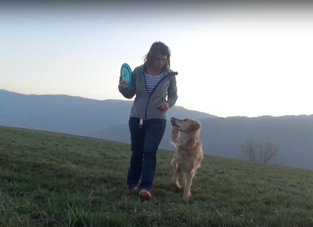 [Vidéo] Entrainement de Dog Dancing
