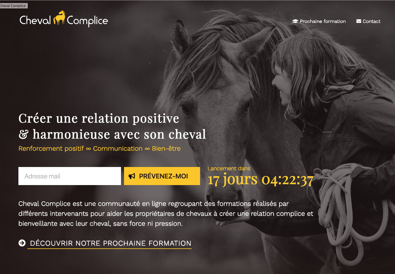 Cheval Complice